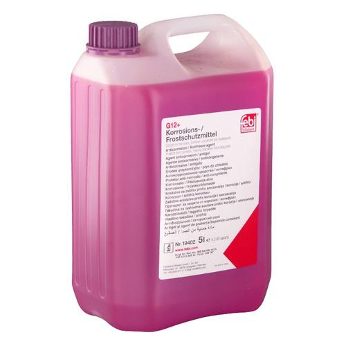 Антифриз Febi Korrosions-Frostschutzmittel G12+ фиолетовый 5л (19402)