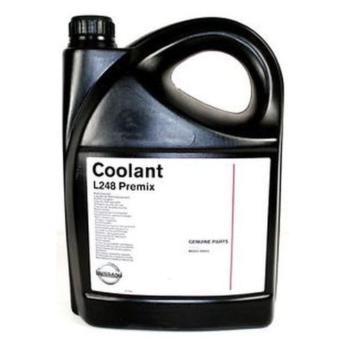 Антифриз Nissan Coolant зеленый 5л (KE902-99945)