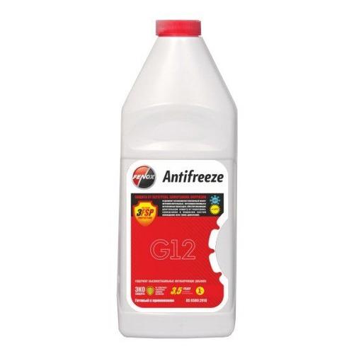 Антифриз Fenox Universal G12 красный 1л (AF1252)
