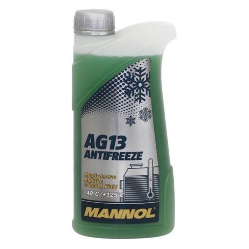 Антифриз Mannol AG13 Hightec G13 зеленый 1л (2040)