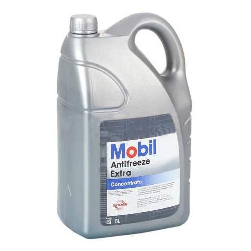 Антифриз Mobil Extra G11 сине-зеленый 5л (151158R)