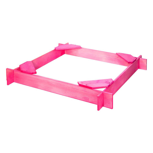 Песочница Paremo Нимфа фор.:квадратная розовый (PS119-01)
