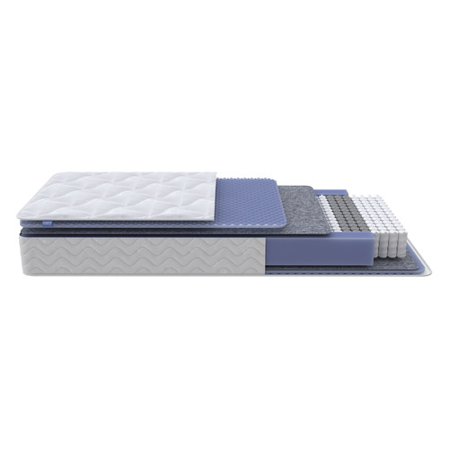 Матрас Орматек ProSon Active M Roll 190x80x21см белый