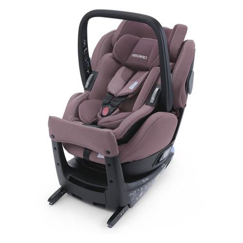Автокресло детское RECARO Salia Elite, 0/1, от 0 мес до 4 лет, розовый автокресло детское recaro salia select night black 0 1 от 0 мес до 4 лет черный