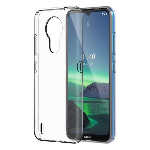 Фото - Чехол (клип-кейс) NOKIA Clear Case, для Nokia 1.4, прозрачный [8p00000138] чехол nokia 3 4 clear case transparent