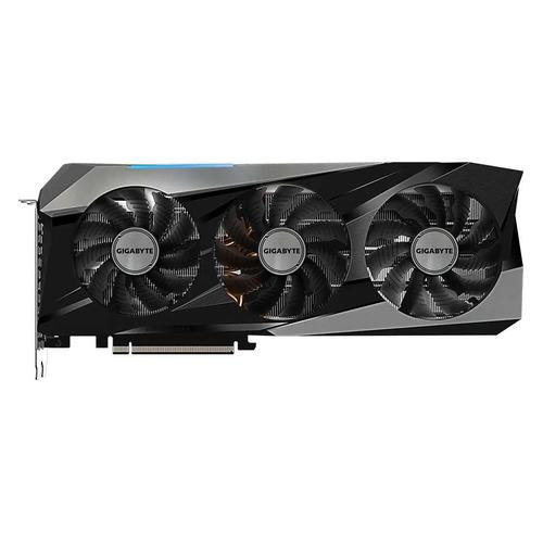 Видеокарта GIGABYTE NVIDIA GeForce RTX 3070TI , GV-N307TGAMING OC-8GD, 8ГБ, GDDR6X, OC, Ret