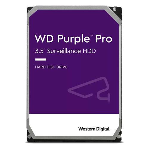 "Жесткий диск WD Purple Pro WD121PURP, 12ТБ, HDD, SATA III, 3.5"""