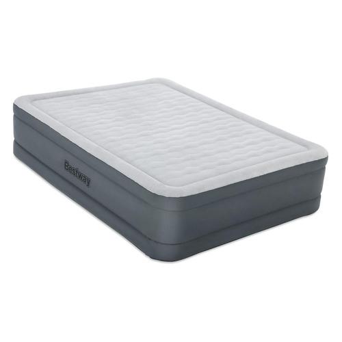 Кровать надувная BESTWAY Snugable Top, с насосом, 2030х1520 мм, высота 460мм [69075 bw]