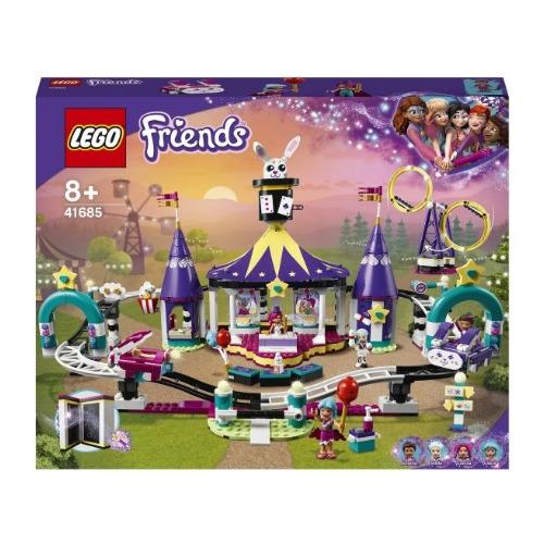 Конструктор Lego Friends Американские горки на Волшебной ярмарке, 41685