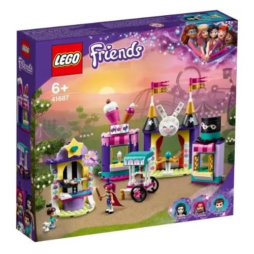 Конструктор Lego Friends Киоск на волшебной ярмарке, 41687