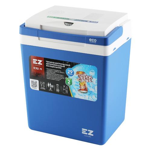 Автохолодильник EZ COOLERS Е32М 12/230V, 29л, синий
