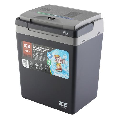 Автохолодильник EZ COOLERS Е32М 12/230V, 29л, серый