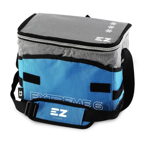 Сумка-термос EZ COOLERS Extreme 6, 0л, синий [60561]