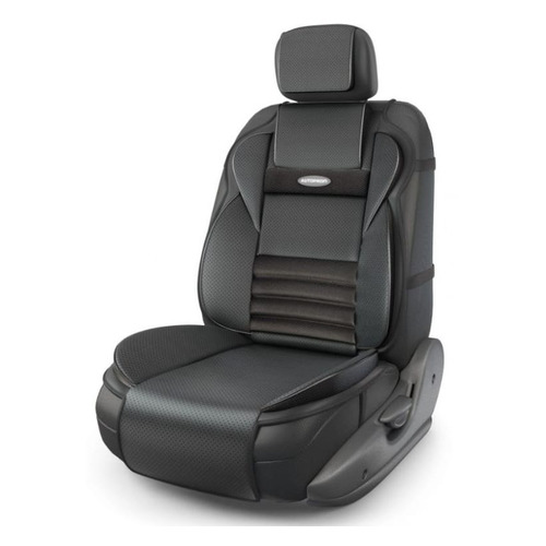 Накидка Autoprofi Multi Comfort экокожа черный (MLT-320G BK)