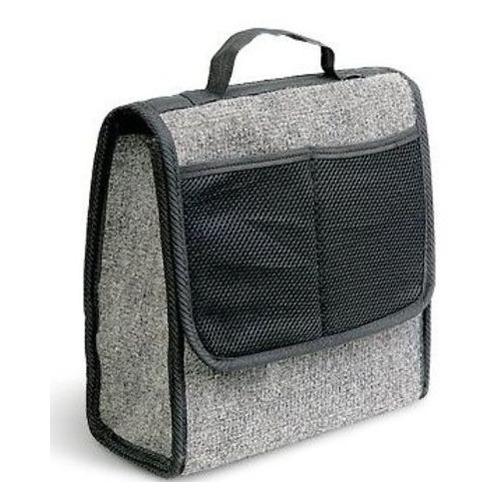 Органайзер багаж. Autoprofi TRAVEL фетер с ручками серый (ORG-10 GY)
