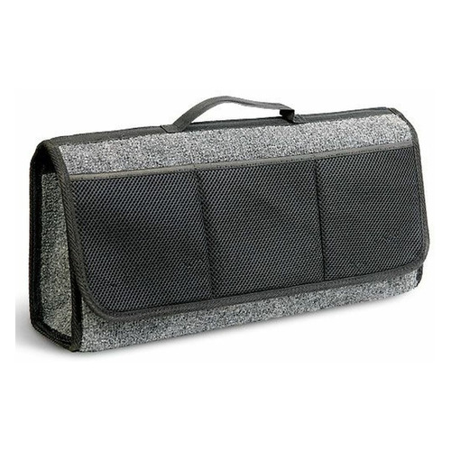 Органайзер багаж. Autoprofi TRAVEL фетер с ручками серый (ORG-20 GY)