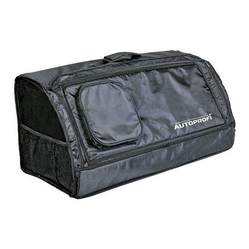 Органайзер багаж. Autoprofi TRAVEL брезентовый с ручками черный (ORG-30 BK)
