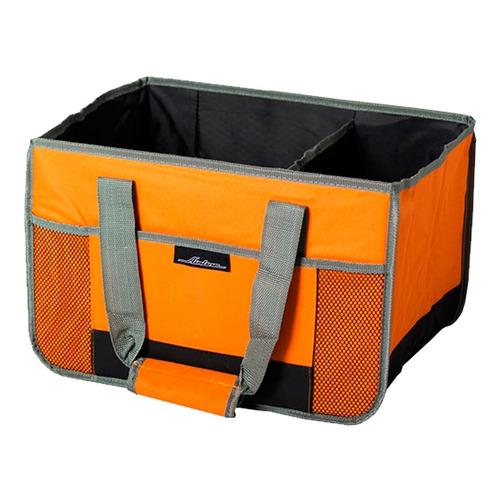 Органайзер багаж. Airline AO-MT-07 полиэстер с ручками черный/оранжевый
