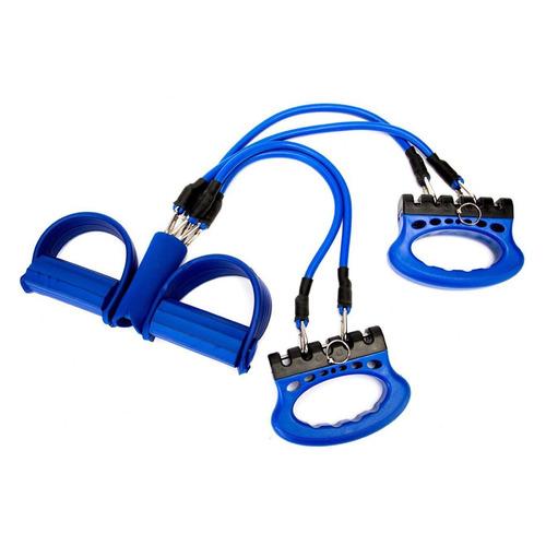 Эспандер Bradex Маскл Комплекс для разных групп мышц синий/черный (SF 0273)