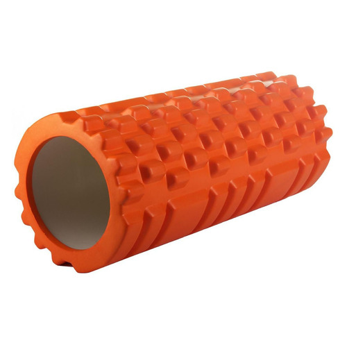 Ролик для йоги Bradex Туба d=14см ш.:33см оранжевый (SF 0065)