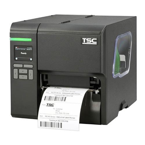 Термопринтер TSC ML340P стационарный черный