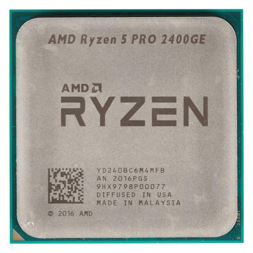 Фото - Процессор AMD Ryzen 5 PRO 2400GE, SocketAM4, OEM [yd240bc6m4mfb] процессор amd ryzen 5 3600x socketam4 oem [100 000000022]