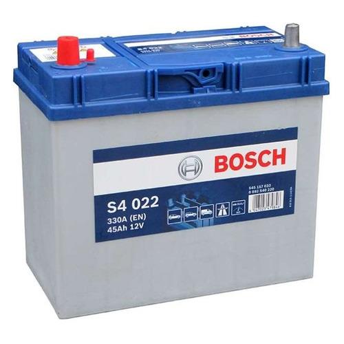 Аккумулятор автомобильный Bosch 0 092 S40 220 45Ач 330A