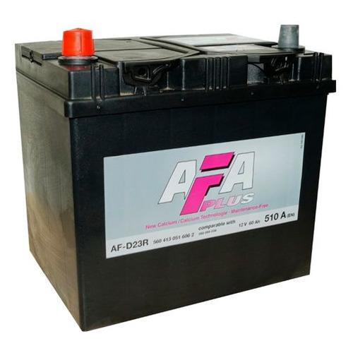 Аккумулятор автомобильный AFA AF-D23R 60Ач 510A