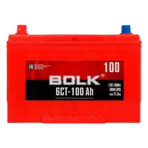 Аккумулятор автомобильный BOLK ABJ 1000 100Ач 800A