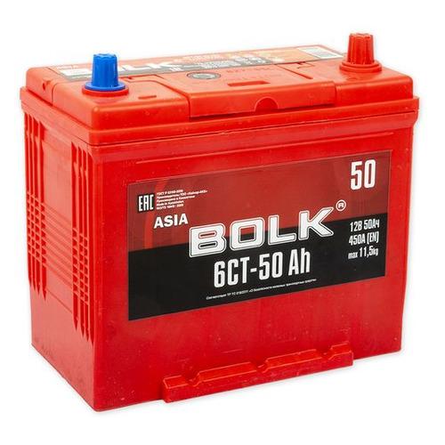 Аккумулятор автомобильный BOLK ABJ 501 50Ач 450A