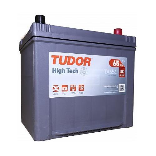 Аккумулятор автомобильный TUDOR TA654 65Ач 580A