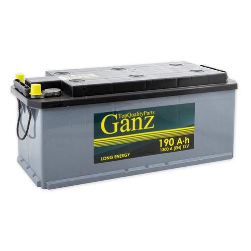 Фото - Аккумулятор для грузового автомобиля GANZ 190-3-R-K 190Ач 1300A k r knight bitty elf helps out