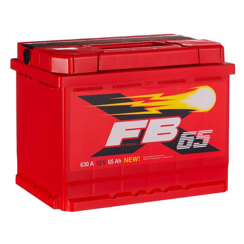 Аккумулятор автомобильный FB 6СТ-65VL 65Ач 630A