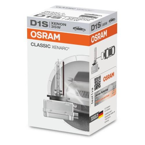 Лампа автомобильная ксеноновая Osram 66140CLC, D1S, 12В, 1шт