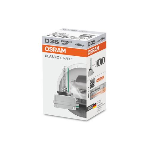 Лампа автомобильная ксеноновая Osram 66340CLC, D3S, 42В, 4150К, 1шт