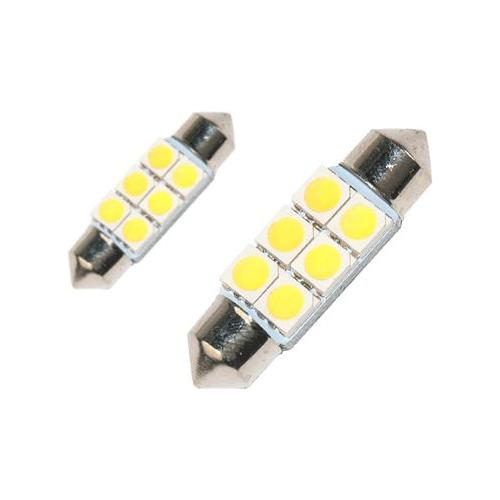 Лампа автомобильная светодиодная Sho-Me ALPHA-1036, T10, 12В, 2шт