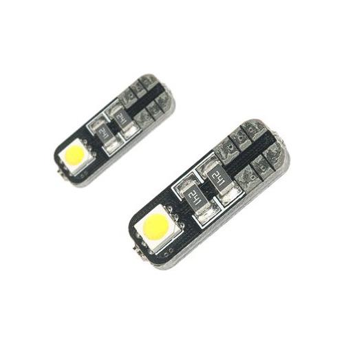 Лампа автомобильная светодиодная Sho-Me CAN-T10, T10, 12В, 2шт