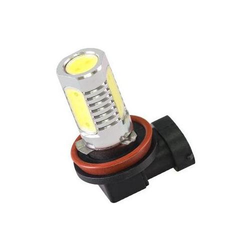 Лампа автомобильная светодиодная Sho-Me H11 6W, H11, 12В, 6Вт, 5000К, 2шт