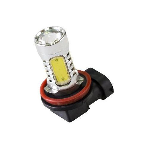 Лампа автомобильная светодиодная Sho-Me H11-11W CREE, H11, 12В, 11Вт, 2шт