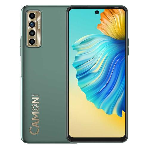 Смартфон TECNO Camon 17P 6/128Gb, зеленый