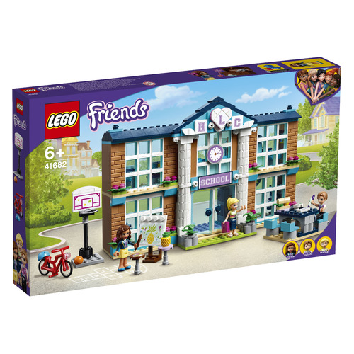 Конструктор Lego Friends Школа Хартлейк Сити, 41682