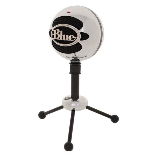 Микрофон BLUE Snowball, хром/черный [988-000175]