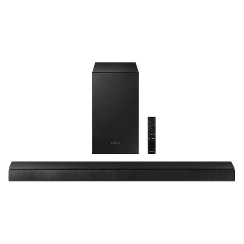 Саундбар Samsung HW-A45C/RU 2.1 160Вт+100Вт черный