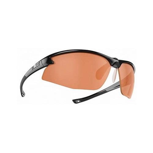Очки спортивные Bliz Active Motion 2021 черный оранжевый (9060-18) универсальные