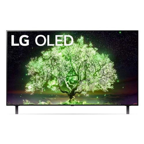 Фото - Телевизор LG OLED48A1RLA, 48, OLED, Ultra HD 4K телевизор lg oled48cxrla 48 oled ultra hd 4k