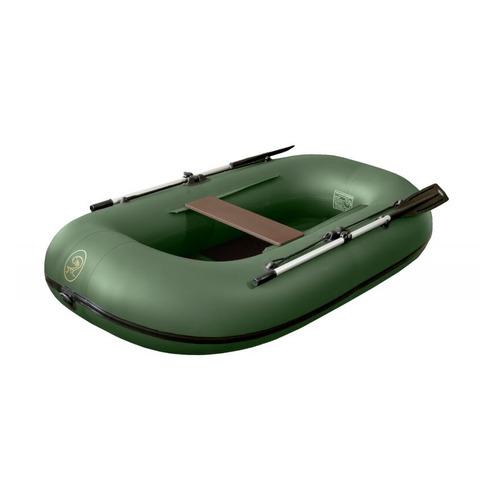 Лодка гребная BOATMASTER 250 Эгоист, надувная, оливковый [00000000199]