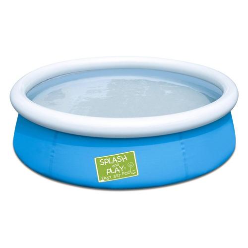 Фото - Бассейн Bestway 57241 BW надувной детск. 477л d152см детский бассейн bestway splash and play 57241