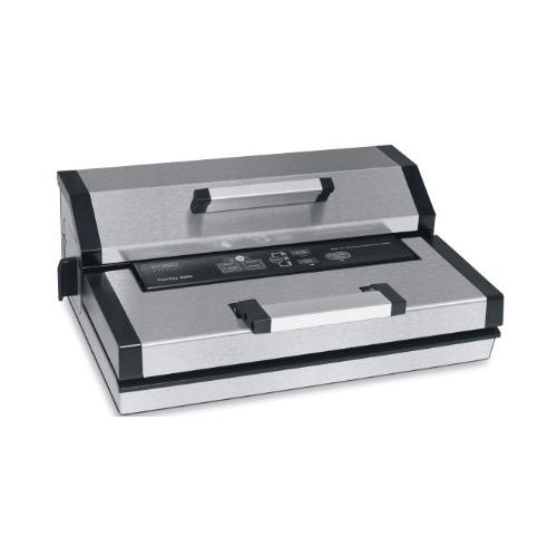 Фото - Вакуумный упаковщик Caso FastVAC 3000 180Вт серебристый вакуумный упаковщик caso fastvac 4008