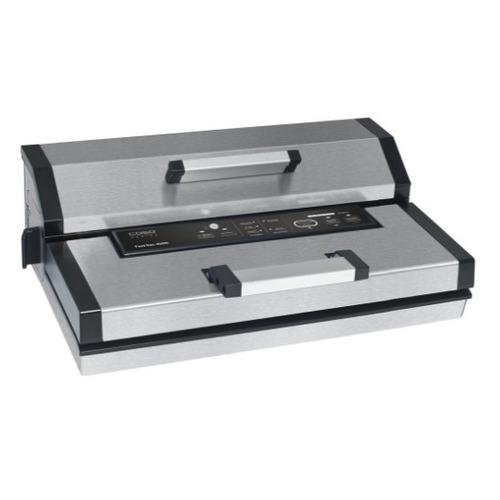 Фото - Вакуумный упаковщик Caso FastVAC 4000 350Вт серебристый вакуумный упаковщик caso fastvac 4008
