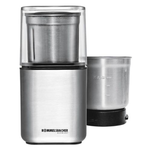 Кофемолка ROMMELSBACHER EGK 200, серебристый